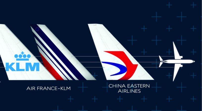 Air France KLM China Eastern 816x450 - Air France-KLM и China Eastern расширяют сотрудничество