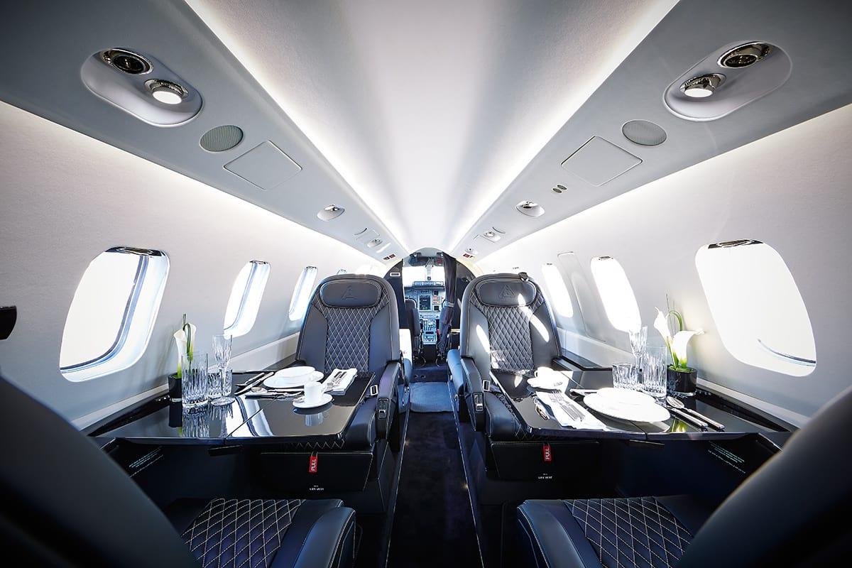 """Avanti EVO 3 - Piaggio Aerospace  и ее """"воздушный  Феррари"""""""