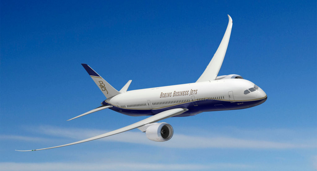 Boeing Business Jets 14 Dreamliner 1024x552 - Рынок и сервисы Boeing оценены в 15 трлн долларов