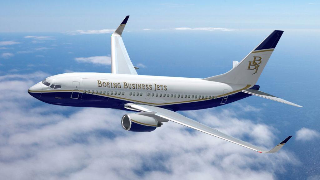 Boeing business jet 1 1024x577 - Рынок и сервисы Boeing оценены в 15 трлн долларов