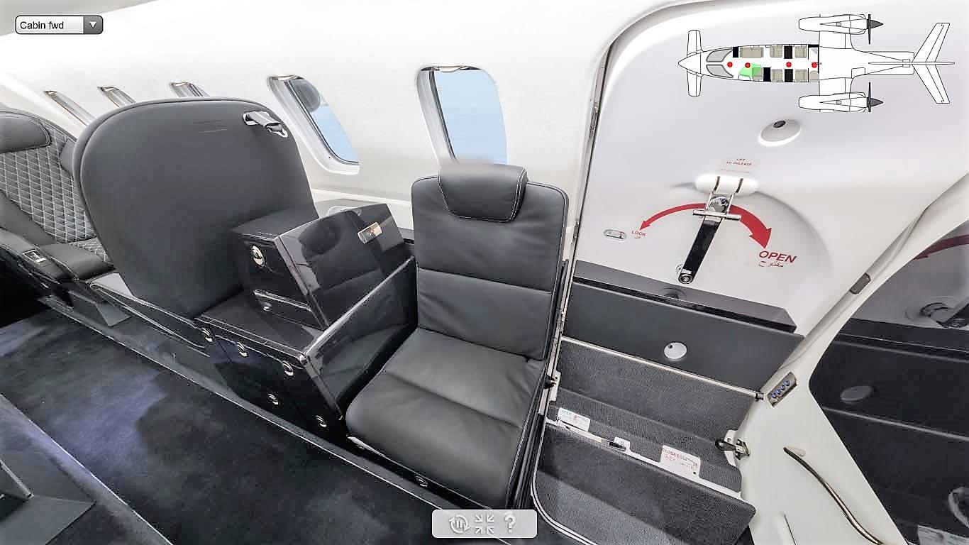 "Interior 4 - Piaggio Aerospace  и ее ""воздушный  Феррари"""