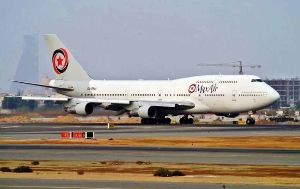 Max Air 1024x647 - Max Air начала выполнять региональные рейсы в Нигерии