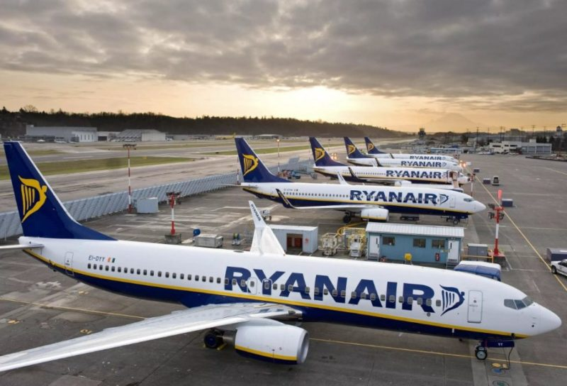 Сотрудники Ryanair объявили двухдневную забастовку в Великобритании
