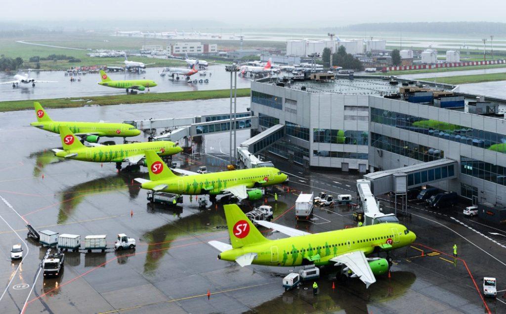 S7 намерена учредить бюджетную авиакомпанию