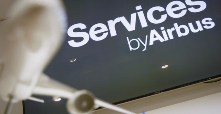 Services byAirbus   FIA 2016 077 - Airbus будет расширять сферу своих услуг в области авиации