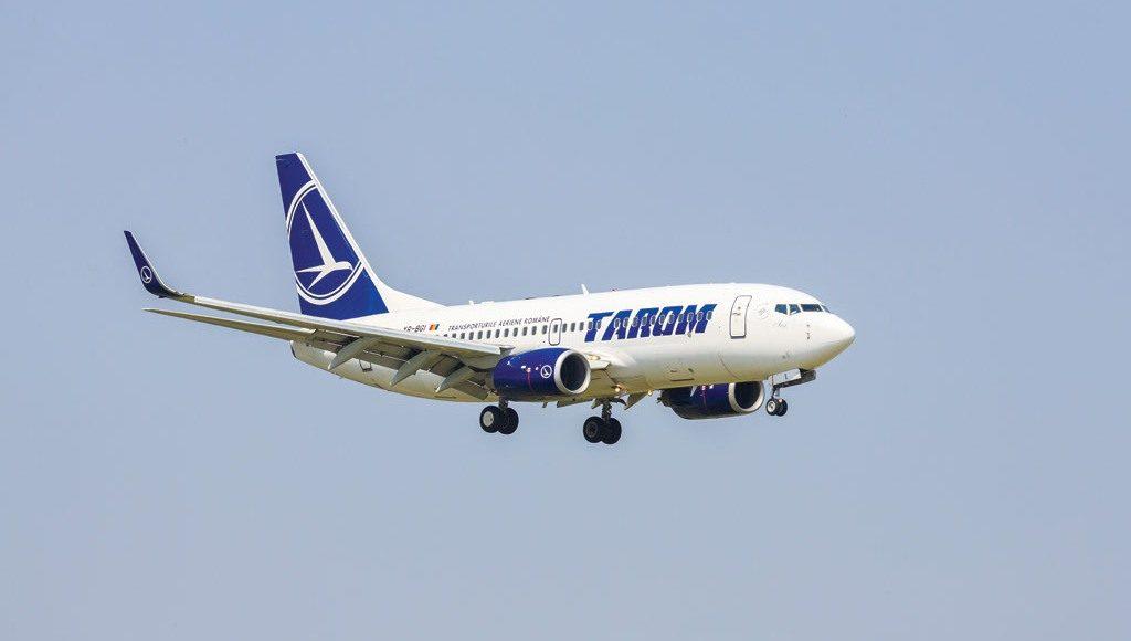 Tarom 1024x580 - TAROM начинает полёты в Париж из Клуж и Тимишоара