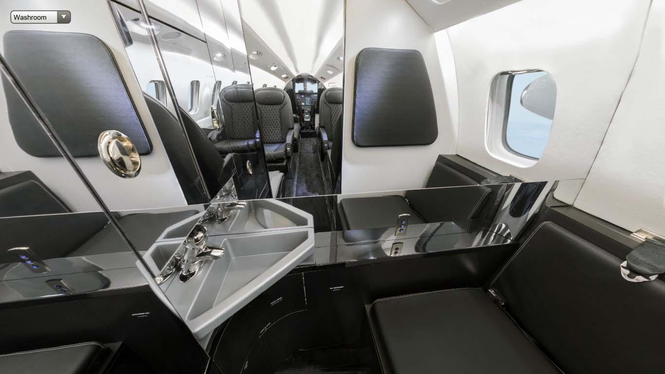 "Toilet LR - Piaggio Aerospace  и ее ""воздушный  Феррари"""