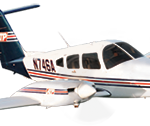 atp flight school piper seminole 150x126 - Piper Navajo Chieftain