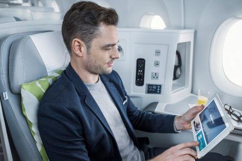 finnair - Скоростной интернет на всех европейских направлениях Finnair уже скоро
