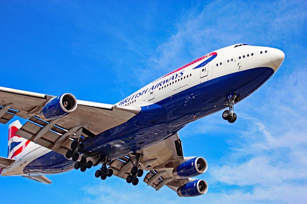 g bnlo british airways boeing 747 400 04 - Самые доходные авиамаршруты в мире
