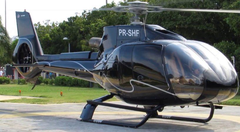 Вертолёты: EcoStar EC130B4