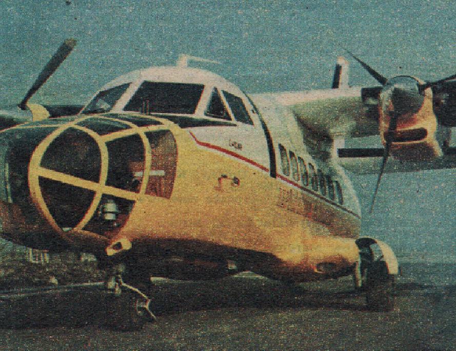 03 - L-410 Turbolet  - тернистый путь к успеху