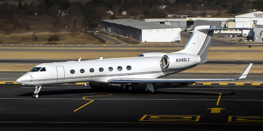 1510352022G550 5145 Exterior 9 - Концерн Gulfstream и его путь к успеху