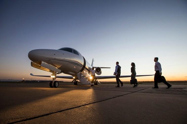 2 5 - Ряд преимуществ аренды частного самолета