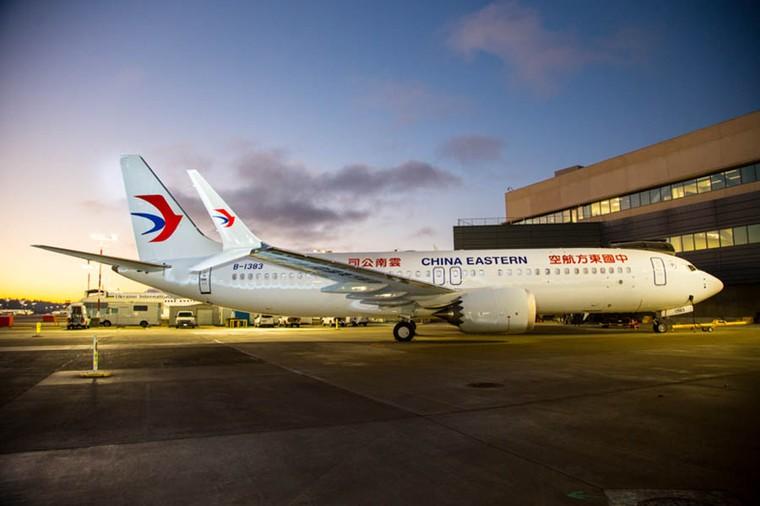 737 max china free big - 737 MAX будет собираться в Китае