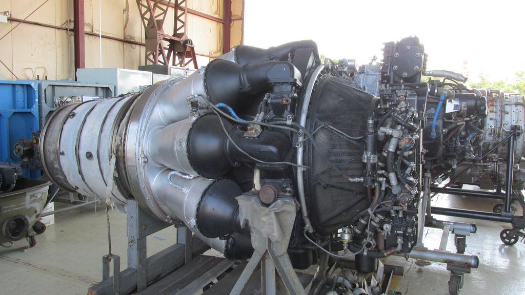 РД-45 - точная копия британского двигателя