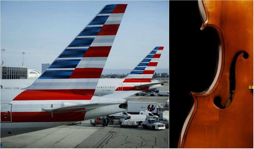 AR 180809528 - Инцидент с виолончелью в American Airlines как аргумент в пользу частной авиации