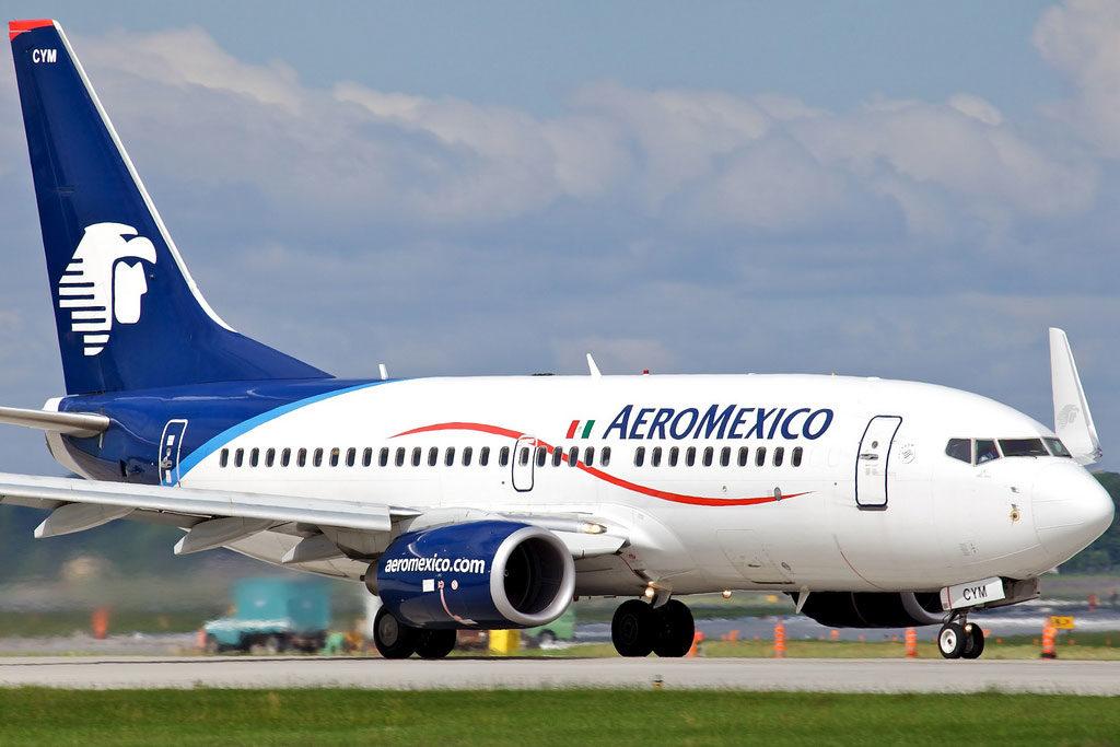 Aeromexico 1024x683 - Aeromexico запускает новый рейс между Мехико и Белизом