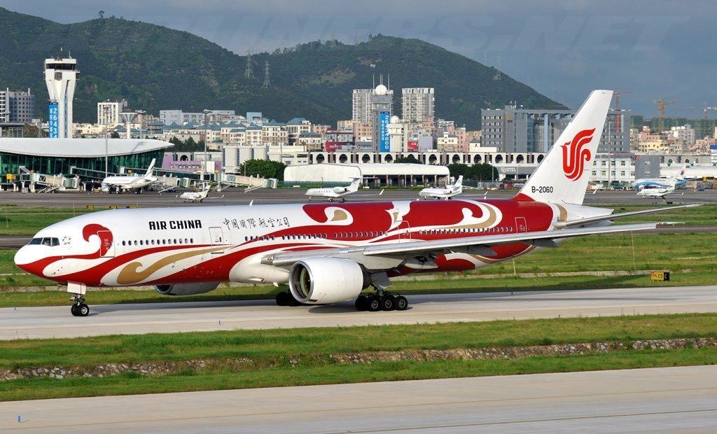Air China 1024x620 - Авиакомпания Air China меняет приоритет полётов
