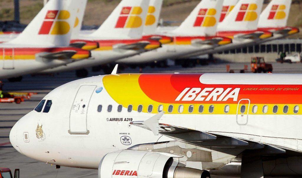 Iberia 1 1024x603 - Iberia откладывает запуск рейса Мадрид-Манагуа