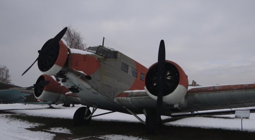 Junkers 2018r.zdj .06KPH 816x450 - Junkers Ju-52 - самолет переживший время