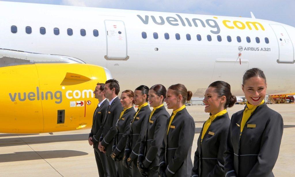 Vueling 1024x617 - Vueling  предлагает авиабилеты по 34,99 € из Португалии в Париж