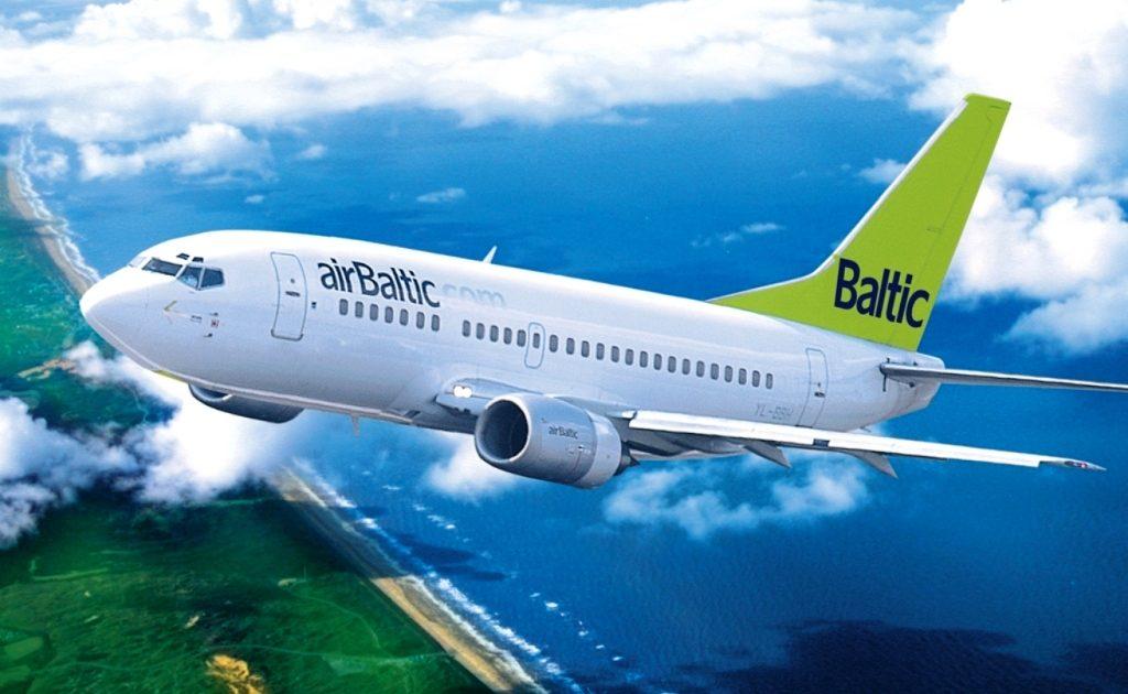 airBaltic 1024x630 - airBaltic продолжит зимой выполнять рейсы в Ниццу