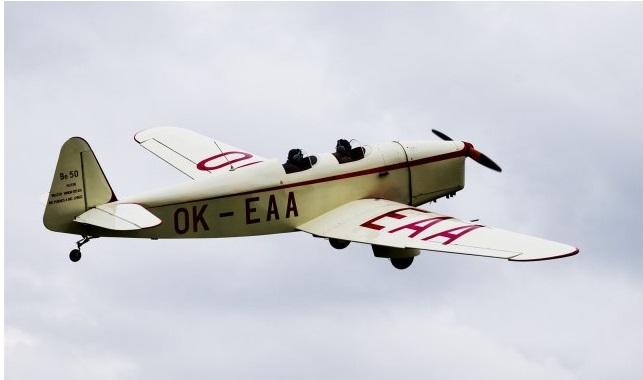 beta minor - Катастрофа реплики исторического самолета Beta 50 Minor в Чехии