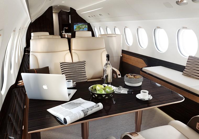 f8x vues inter spec and design  config d vue06 hd free big - Какие сейчас цены на самые популярные в мире деловые самолеты?
