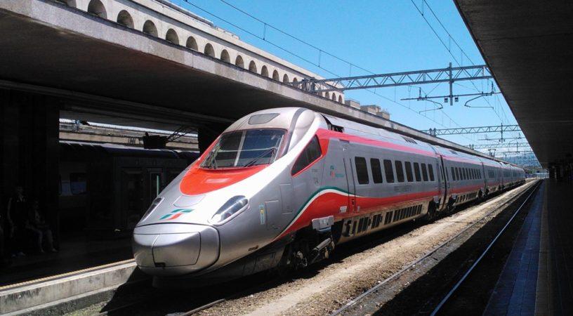 Скоростной поезд Trenitalia