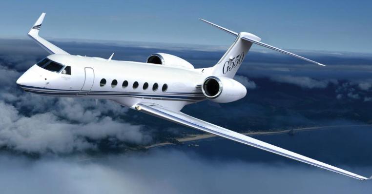 g550 - Концерн Gulfstream и его путь к успеху