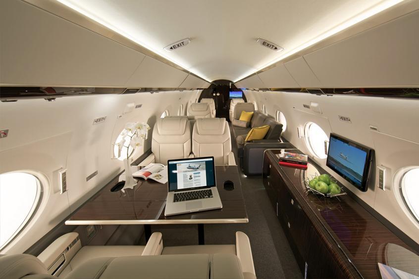 gulfstream g650 privatefly aa9578 - Какие сейчас цены на самые популярные в мире деловые самолеты?