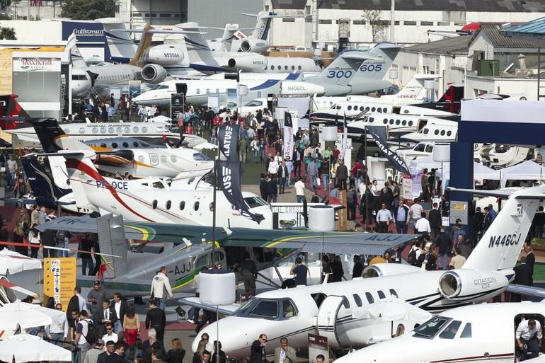 labace 2013 big - На следующей неделе в Сан-Паулу пройдет крупнейшая в Латинской Америке ярмарка деловой авиации