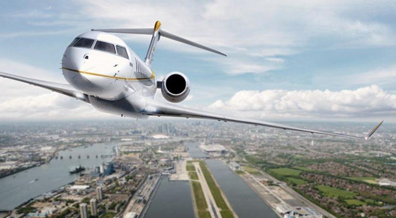 Bombardier завершил испытания самолетов бизнес-класса Global 7500