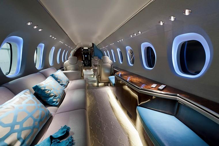 longitude interior free big - Какие сейчас цены на самые популярные в мире деловые самолеты?
