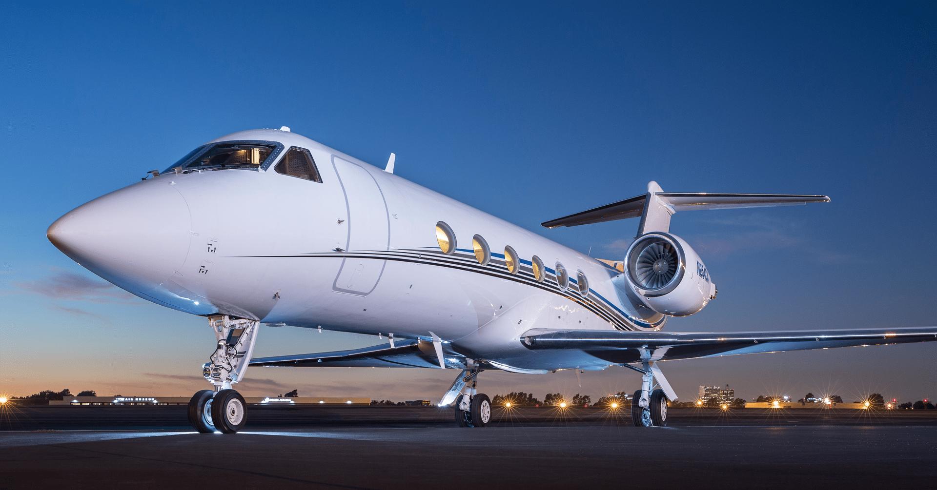 press gs4 - Концерн Gulfstream и его путь к успеху