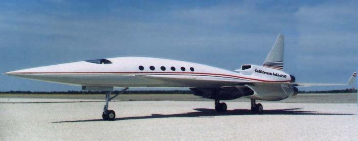 Sukhoi-Gulfstream S-21
