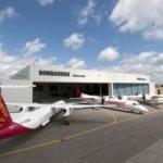 90-местный Bombardier Q400 получил Сертификат Типа