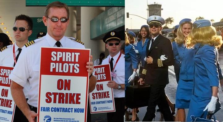 strike - Профессия пилота гражданских авиалиний  - мечта и реальность