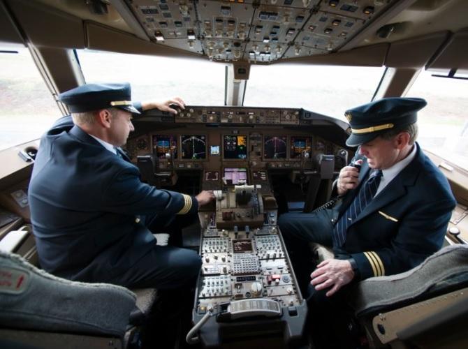 2222 - В частной авиации ощущается нехватка пилотов