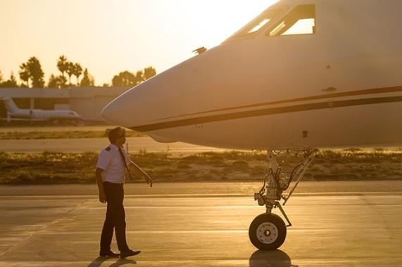 333 - В частной авиации ощущается нехватка пилотов