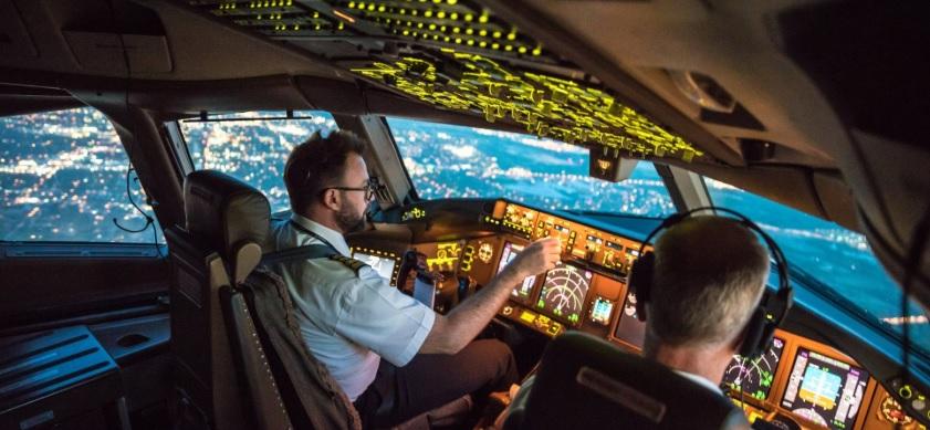 444 - В частной авиации ощущается нехватка пилотов