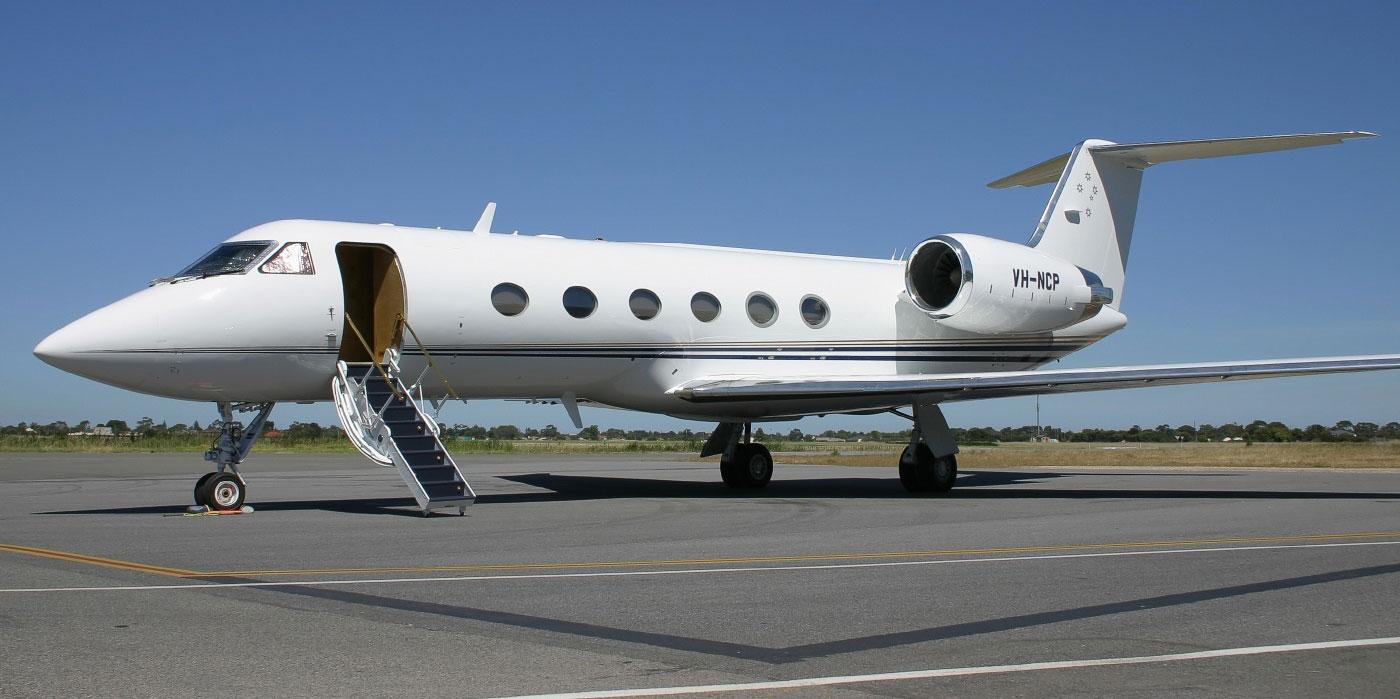 757 - В Филадельфии самолет Gulfstream IV едва не столкнулся в авиалейнером