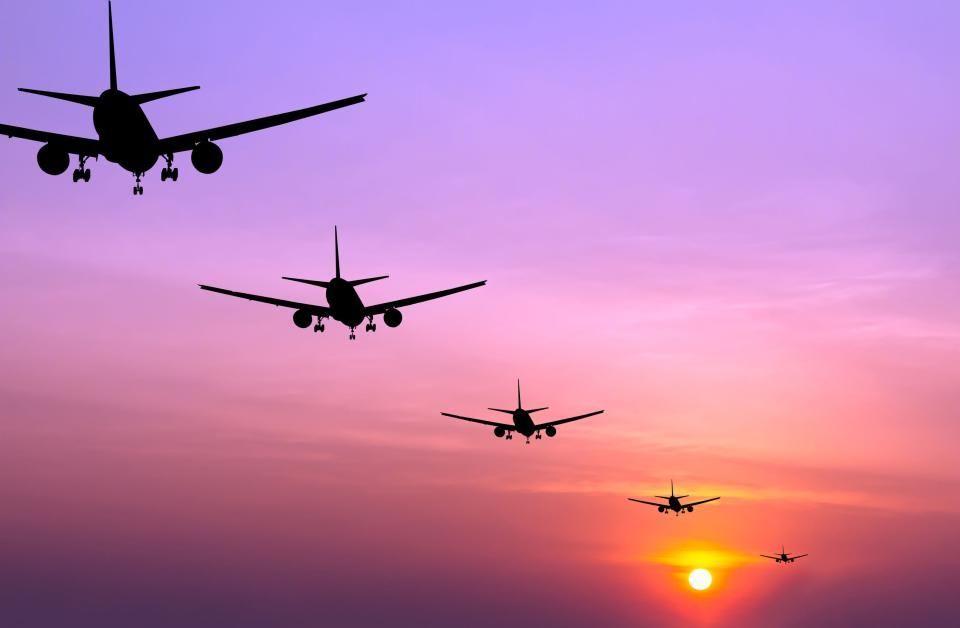 AR 180919603 - Самыми популярными авиамаршрутами в мире стали азиатские