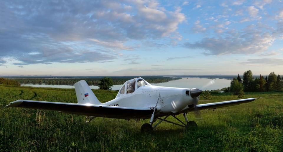 AR 309089985 - В России появился новый сельскохозяйственный самолет, который заменит знаменитый «кукурузник»
