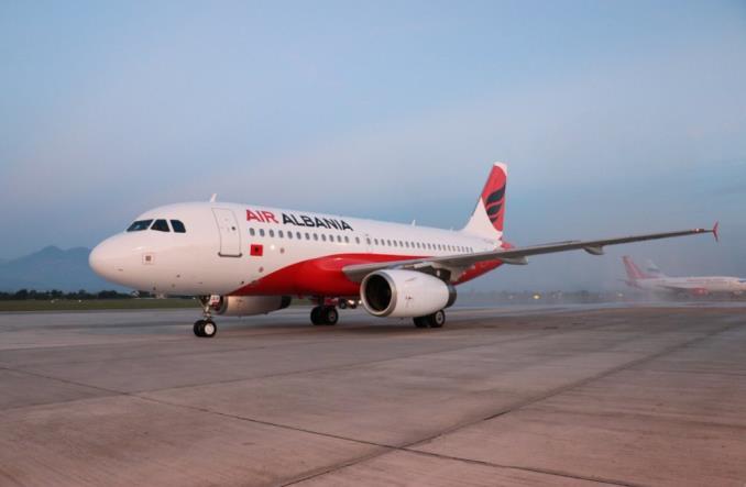 AirAlbaniaA319 - Кто стоит за созданием  Air Albania - албанская мафия или турецкий инвестор?