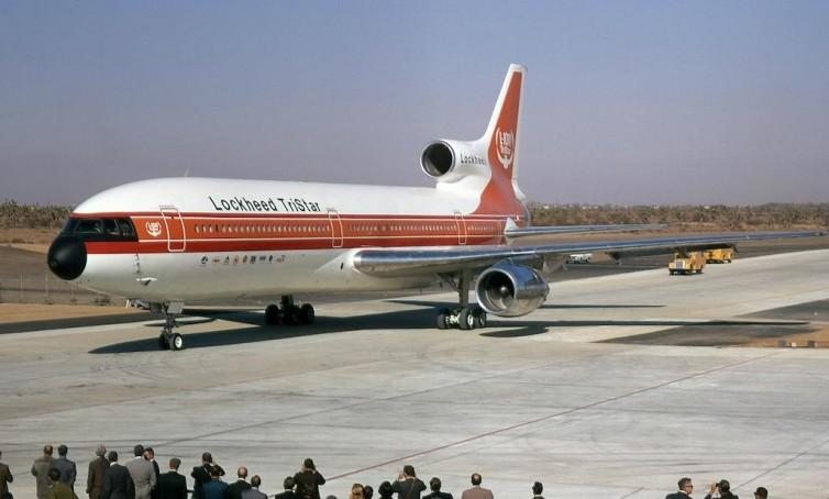 L 1011 Prototype - Реквием по Lockheed L-1011 или история о том, как удачный самолет не достиг успеха
