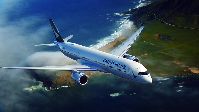 a350cathaypacific free big - Азиатские авиакомпании переманивают пилотов из Бразилии