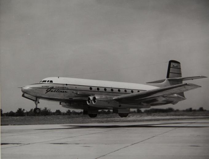 Avro Canada C-102 Jetliner