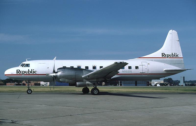 c01 - Канувшие в лету - Convair Liner CV-240